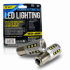 1156 BA15S 80W LED Bulbs (2 Pack)