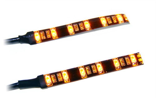LED Flexible LED Strips 6 SMD 5630 Turn Signal or Tail Light (2 Pack)