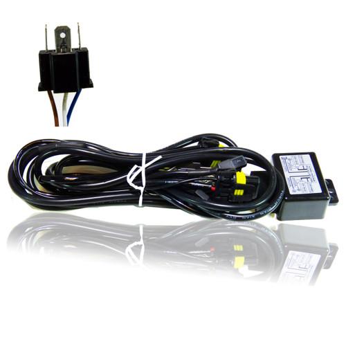 H4 9003 Bi-Xenon Hi/Lo H/L Wiring Controller