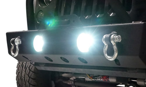7 Inch Halo Rgb Color Projector Led Headlights Amp Fog