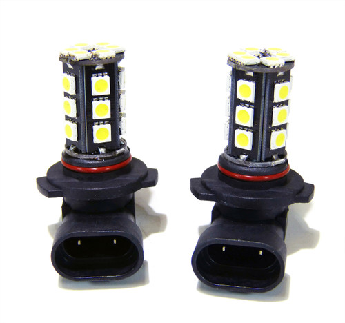 H10 9145 9155  21 SMD LED Fog Light Bulbs (2 Pack)