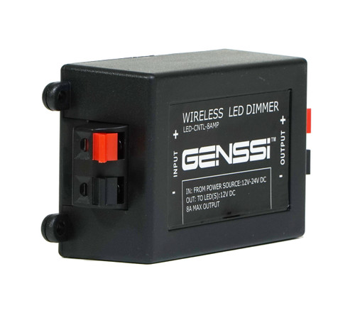 LED Wireless On/Off Controller Dimmer
