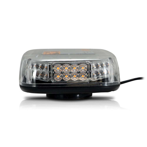 80w amber pro led roof top flash emergency warning mini strobe light 80w amber pro led roof top flash emergency warning mini strobe light bar aloadofball Gallery