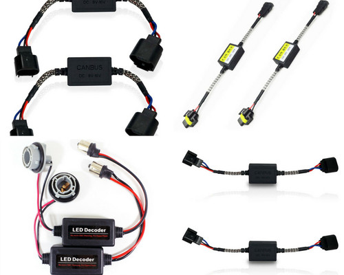 LED Canceller Capacitor Modules