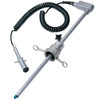 36 in. Stainless Steel Cane Probe with Kamlok