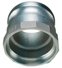 Aluminum Part A Male Adapter Socket Weld