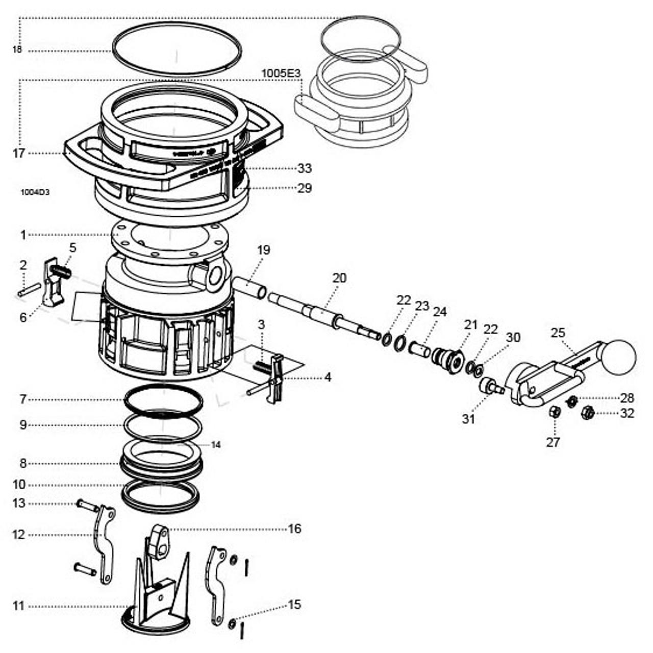 opw 1004d3 coupler parts stuff box o ring smaller gflt viton