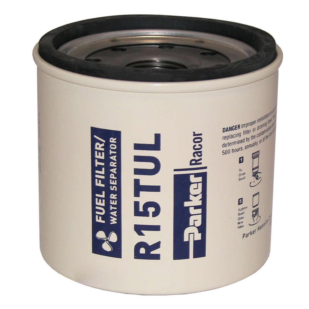 Racor 320 Engine Spin On Series Fuel Filter Water Separator R15tul