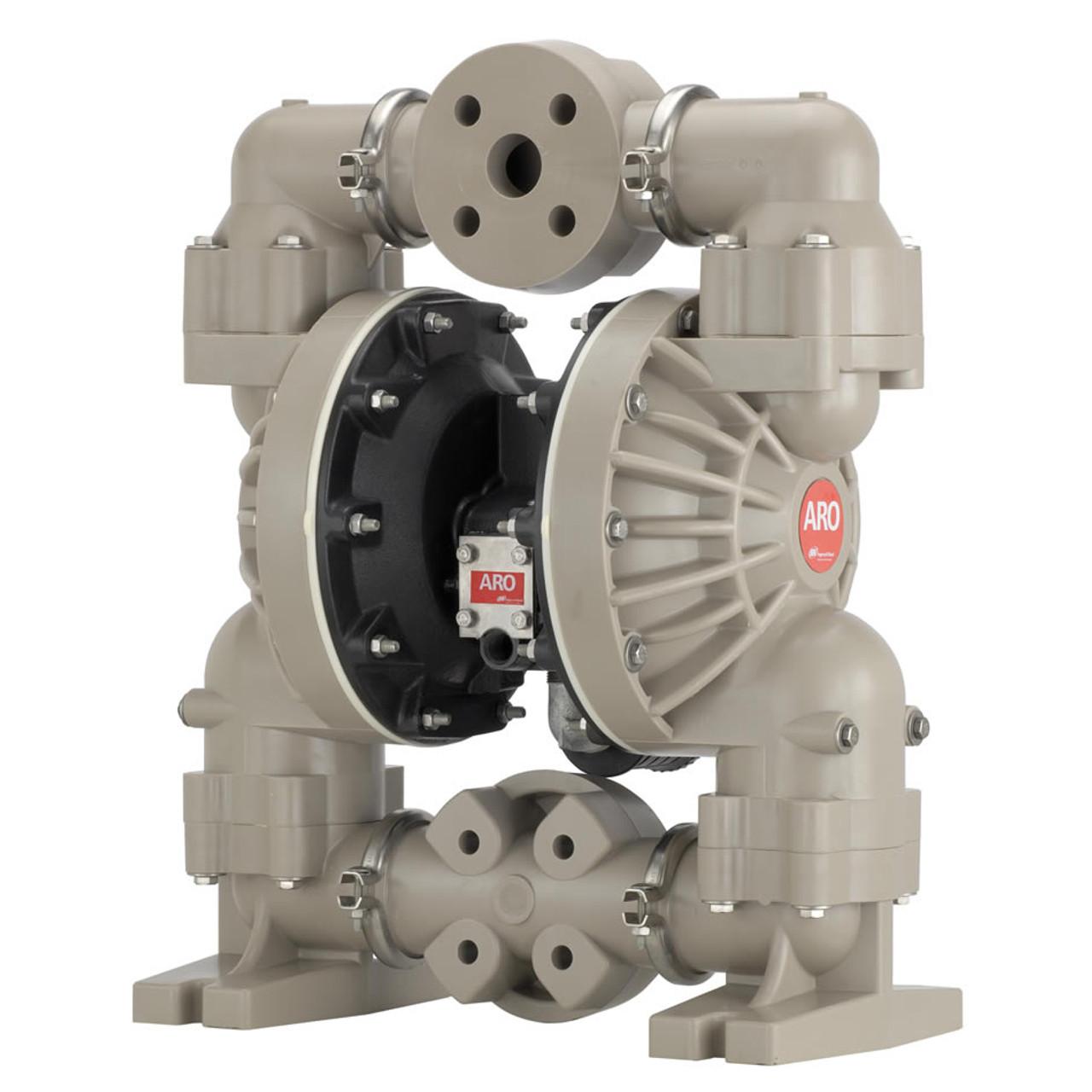 Aro pro series 1 12 in pvdf non metallic air operated diaphragm aro pro series 1 12 in pvdf non metallic air operated diaphragm pump john m ellsworth co inc ccuart Choice Image
