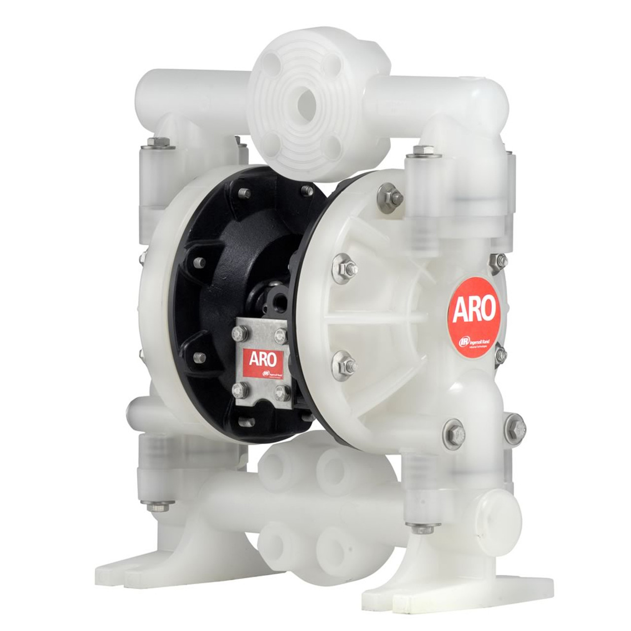 Aro pro series 1 in non metallic air operated diaphragm pump w non metallic air operated diaphragm pump w ptfe diaphragm john m ellsworth co inc ccuart Choice Image