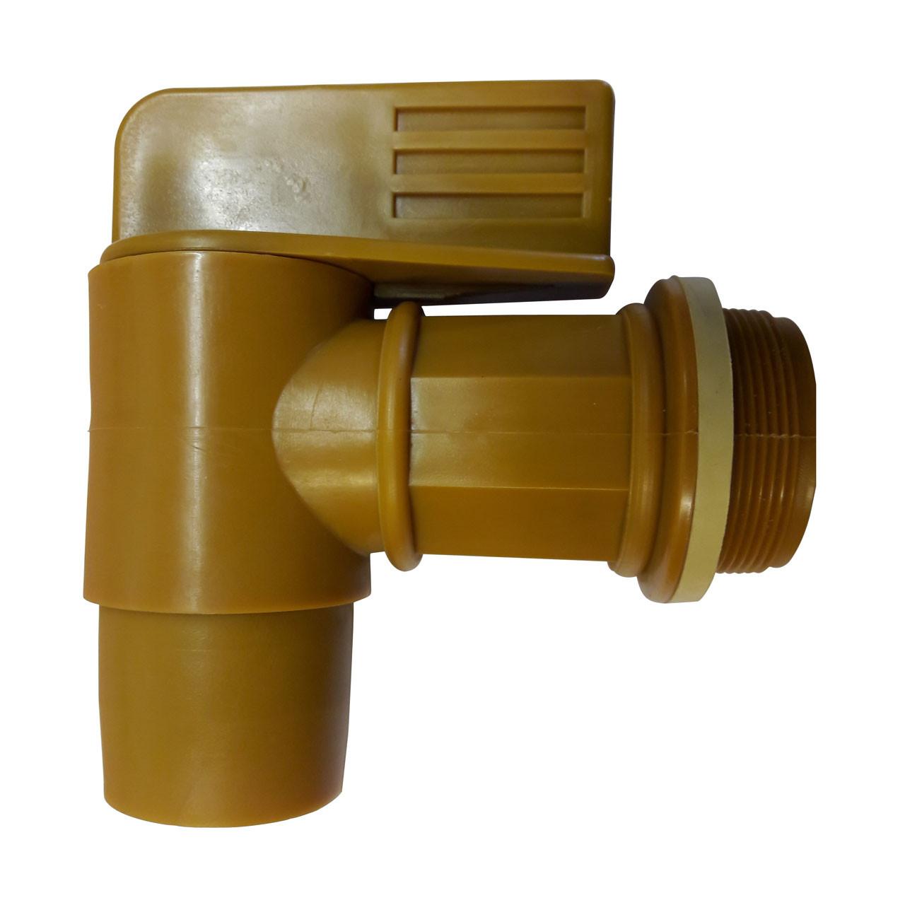 2 in. High Flow Drum Faucet - John M. Ellsworth Co. Inc.