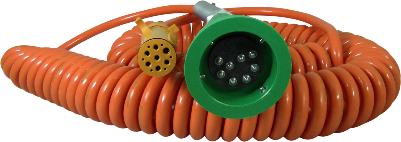 Scully Pull Away Socket And Plug System For Green
