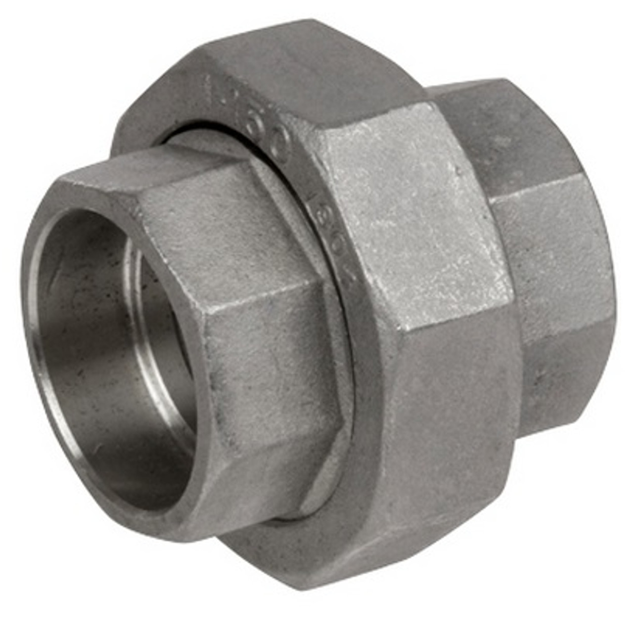 Smith Cooper 3000# Forged Stainless Steel 3/8 in. Union Fitting - Socket Weld - John M. Ellsworth Co. Inc.  sc 1 st  John M. Ellsworth & Smith Cooper 3000# Forged Stainless Steel 3/8 in. Union Fitting ...