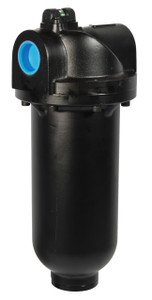 Dixon Wilkerson 1 1/2 in. M35 Heavy Duty Coalescing Filter with Metal Bowl - Auto Drain