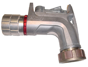 Philly 2000 Nozzle - 1 1/2 in. Female Swivel Inlet