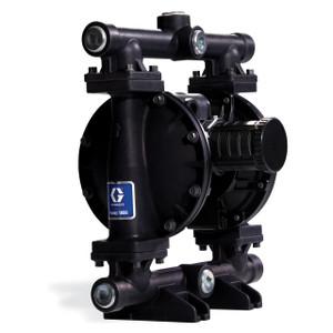 Husky Aluminum 1050 Air-Operated Double Diaphragm Pump w/ Santoprene Seats & Diaphragms