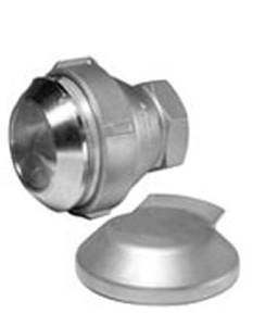 OPW 1 in. Female NPT Stainless Steel Drylok Adapter