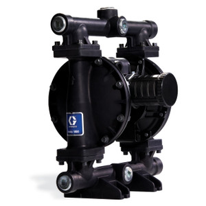 Husky Aluminum 1050 Air-Operated Double Diaphragm Pump w/ Stainless Steel Seats and PTFE Diaphragms