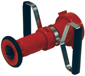 Dixon 2 1/2 in. NH (NST) Constant Flow Thermoplastic Fog Nozzle - 150 GPM
