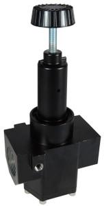Dixon Wilkerson 1 1/2 in. High Pressure High Flow Regulators Without Gauge - 1200 SCFM