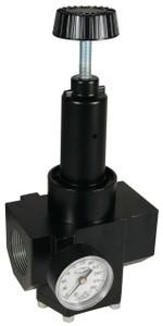 Dixon Wilkerson 1 1/2 in. High Pressure High Flow Regulators With Gauge - 1200 SCFM