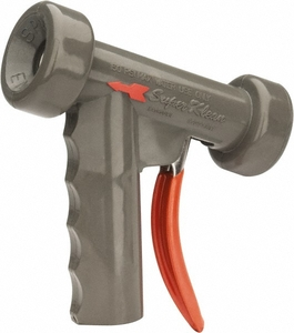 Superklean 150 Series Standard Spray Nozzle - Stainless Steel - Gray