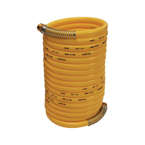 Dixon 1/4 in. x 12 ft. Coil-Chief Self-Storing Air Hose