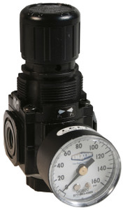 Dixon Norgren Series 1 1 in. Jumbo Regulator With Gauge - 480 SCFM