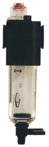 Dixon Norgren Series 1 1/2 in. Micro-Fog Lubricator w/Transparent Bowl - 70 SCFM