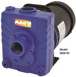 AMT 1 1/2 in. Cast Iron Self-Priming Centrifugal Pump - E - 1 1/2 - 115/230 1PH - 100 - 1 1/2 in.