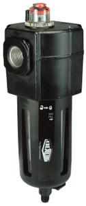 Dixon Norgren Series 1 1/2 in. Standard Micro-Fog Lubricator w/Transparent Bowl - 154 SCFM