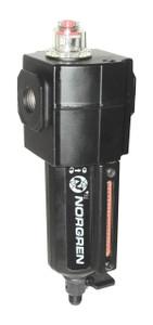 Dixon Norgren Series 1 1 in. Jumbo Micro-Fog Lubricators w/Metal Bowl & Sight Glass - 275 SCFM