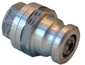 Morrison 2 1/2 in. Aluminum 927 Series Dry Disconnect Adaptor