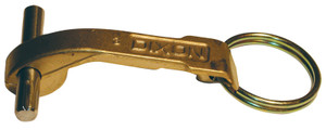 Dixon 6 in. Brass Replacement Cam Arm, Ring, & Pin