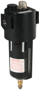 Dixon Wilkerson 1/2 in. L16 EconOmist Compact lubricator with Metal Bowl