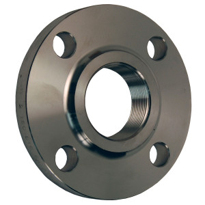 Dixon 2 1/2 in. 150 LB. ASA Forged NPT Threaded Flanges