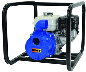 AMT/Gorman Rupp 2 in. Cast Iron Dredging Pump w/ Honda GX160 OHV 5 HP Motor