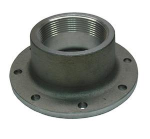 Dixon Aluminum 4 in. TTMA Flange X 3 in. Female NPT