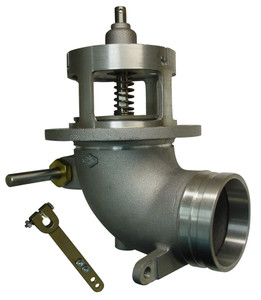 EBW Mechanically Operated Grooved Emergency Valves