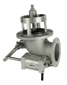 EBW Air Assisted Flanged Emergency Valves
