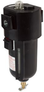 Dixon Wilkerson 1/2 in. L26 EconOmist Standard lubricator with Metal Bowl