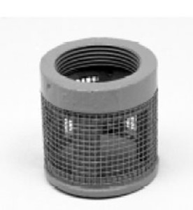 Clay & Bailey 1 1/2 in. Suction Pipe Strainer
