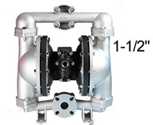 ALL-FLO 1 1/2 in. Aluminum Air Diaphragm Pump