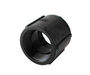 Banjo 1 in. Poly Pipe Coupling - 10 QTY