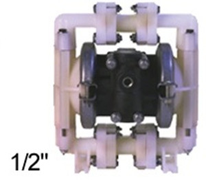 ALL-FLO 1/2 in. Polypropylene Air Diaphragm Pump