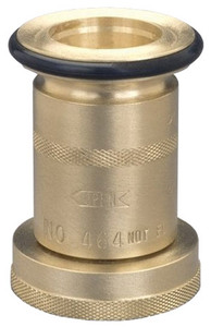 Dixon 3/4 in. GHT Brass Industrial Fog Nozzle
