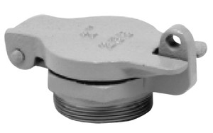 Clay & Bailey 235 Series 2 in. Male Cast Iron Fill Cap