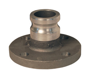 Dixon 4 in. Aluminum Adapter x 150# Flange