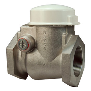 Dixon Bayco 3020 Series 2 in. Female NPT High Flow Swing Check Valves w/ EPDM Seal