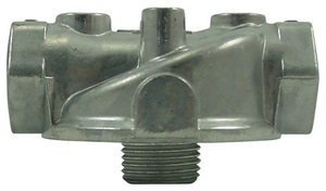 Cim-Tek 50181 3/4 in. NPT Aluminum Adaptor for 200E 250E 260 & 300 Series Filters